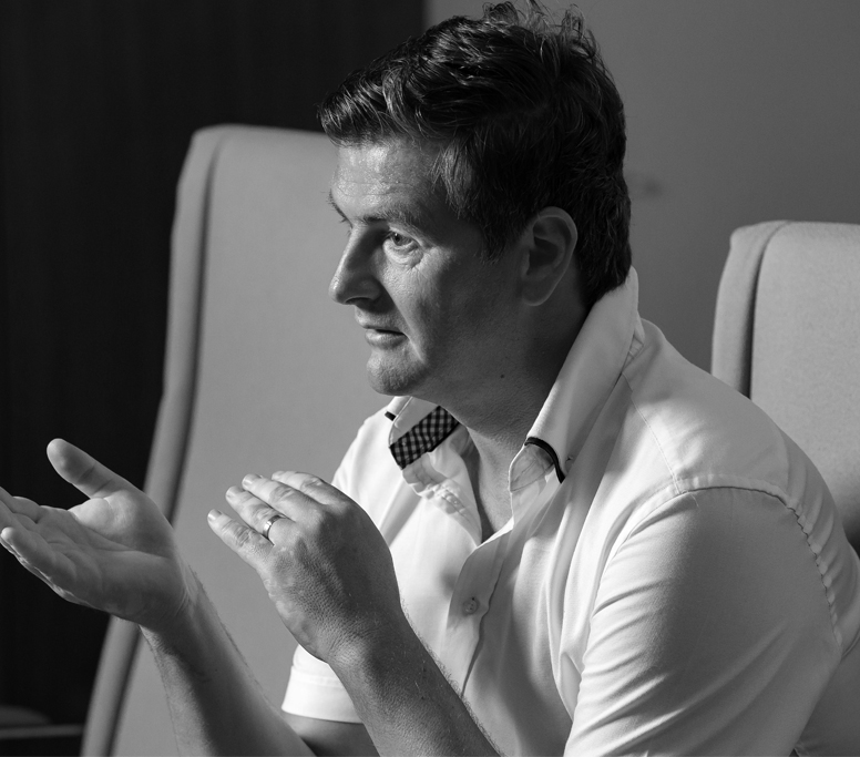 Gregor Memedović is Media Manager of 2018
