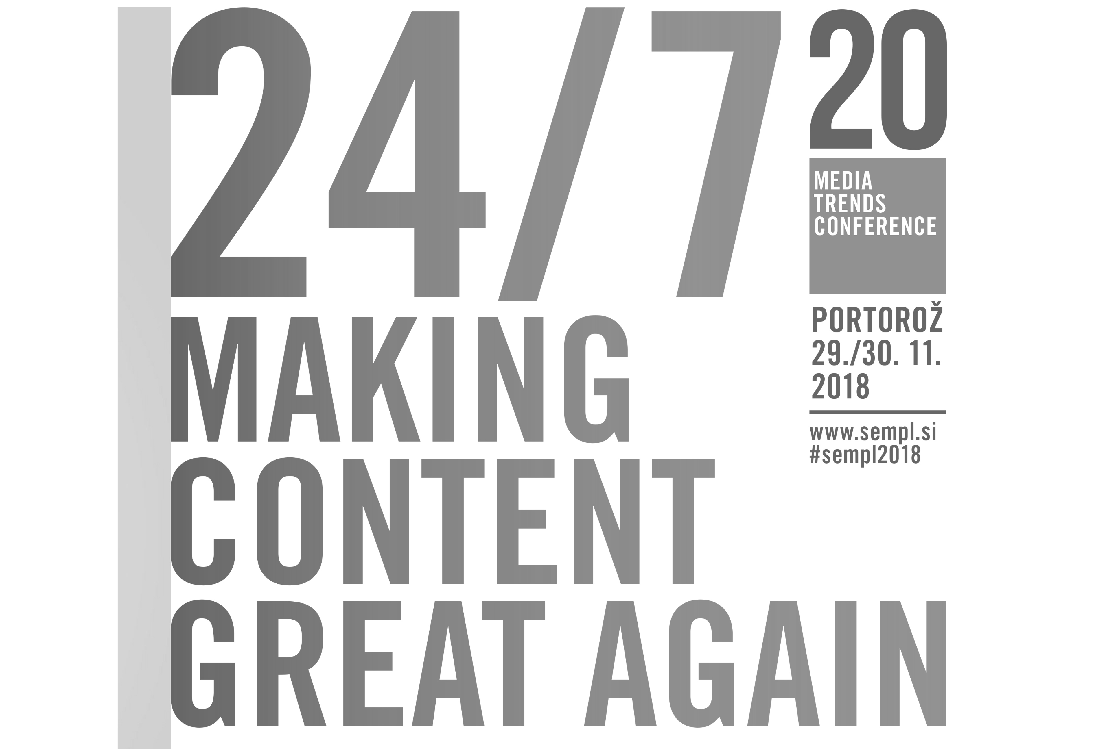SEMPL24/7: MAKING CONTENT GREAT AGAIN